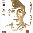 2014 World War II- 100th Anniversary of World War II Hero Hounan Avetissian