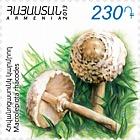 2013 Flora and fauna of Armenia - Red books - Mushrooms