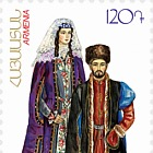 2014 Armenian National Costumes- Yerevan and Gyumri