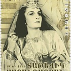 100 anni della cantante lirica Tatevik Sazandarian