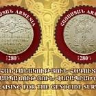 2015 Centennial of the Armenian Genocide - Medals