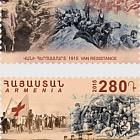 Centenario del Genocidio Armeno - Resistenza al Furgone e resistenza al Monte Musa