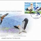 Flora y fauna de Armenia - Aves
