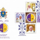 2016 Pope Francis Visit to Armenia - (FDC Sheetlet)