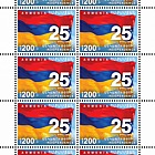 2016 - 25th Anniversary of the Independence of the Republic of Armenia