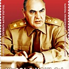 Soviet Marshal Sergey Aganov
