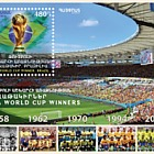 2017 Sport - FIFA World Cup, Winners, Brazil