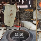Armenia 2017 Miniature Sheet - 2017 UNESCO's Representative List of the Intangible Cultural Heritage of Humanity Lavash