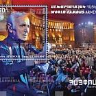 Arménien de Renommée Mondiale - Charles Aznavour