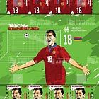 Sport, Armenian Famous Footballers - Henrikh Mkhitaryan
