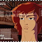 Children's Philately - Armenian Cartoons, 'Daredevils of Sassoun' Cartoon