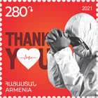 Thanks to Healthcare Workers - (280)