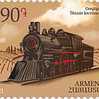 Means of Transport - Steam Locomotive