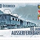 100 years of the Außerfern Railway