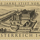 Churches in Austria-850th anniversary of Vorau Monastery