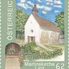 Churches in Austria - Church of St. Martin, Linz