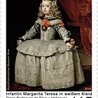 Velázquez - The Infanta Margarita Teresa in White Dress