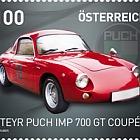 Steyr Puch IMP 700 GT Coupé