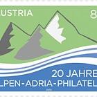 20 Years of Alps-Adriatic Philately