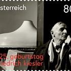 125th Anniversary of the birth of Friedrich Kiesler