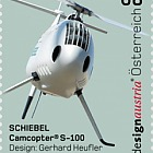Special Stamp - Schiebel Camcopter S-100