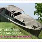 Parco di sculture del museo austriaco Joanneum - Betonboot (barca di cemento), Michael Schuster
