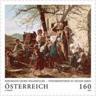 Vecchi maestri - Ferdinand Georg Waldmüller - rinascita di nuova vita