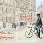 Historical Postal Vehicle - Postal Worker with Cycle