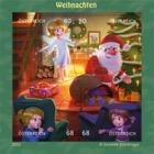 Christmas Comic Stamps Jigsaw