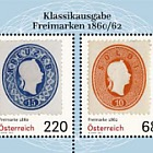 Postage Stamps from 1860/62