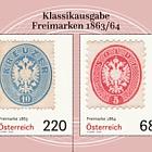 El Escudo de Armas Imperial de Austria en un Ovalo