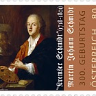 300th Anniversary of the Birth of Kremser Schmidt