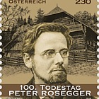 100th Anniversary of the Death of Peter Rosegger