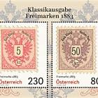 Postage Stamps 1883