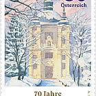 Christmas 2019 - 70 Years of the Christkindl Post Office Gummed