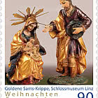 Christmas 2019 - Goldener Sams - Nativity Scene