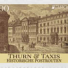 Europa 2020 – Historic Postal Routes Thurn and Taxis
