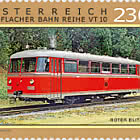 Roter Blitz – Graz-Koflach Railway Class VT 10