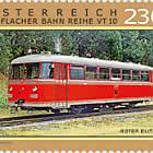 Roter Blitz - Clase de Ferrocarril Graz-Köflach VT 10