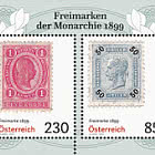 Postage stamps 1899