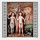 The Millstatt Lenten Veil, Adam and Eve