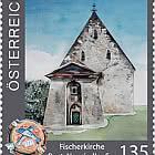 铁锈的渔民教堂