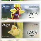 Franking Labels 2018 - Orchids