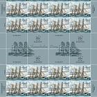 Sailing Ships - Parma Sheet
