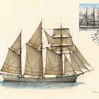 Sailing Ships - Vineta Maxi Card