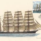 Sailing Ships - Parma Maxi Card