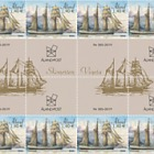 Sailing Ships - Vineta Gutterpair Set