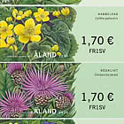 2020 Franking Labels - Wild Flowers