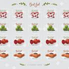 Sceaux de Noël 2020