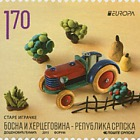 Europa 2015 - Old Toys - Tractor